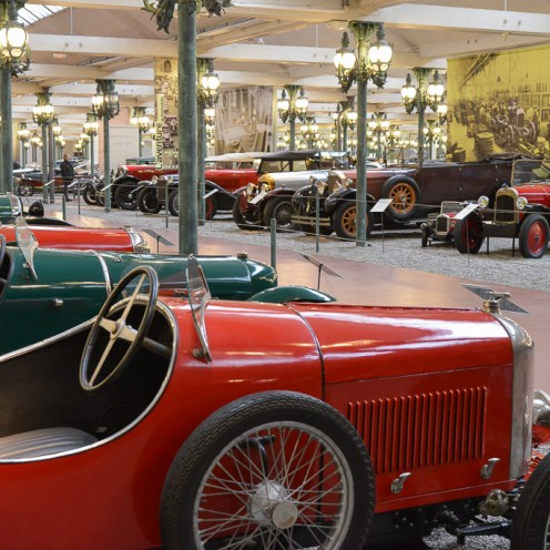 Musée de l'Automobile - Mulhouse. The biggest and most beautiful car collection in the world.