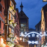 My favorite restaurants in Riquewihr