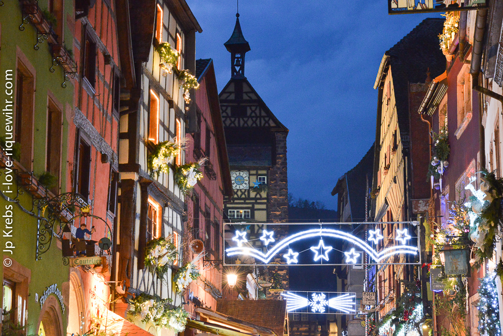 Christmas market magic in Riquewihr - 2014 update