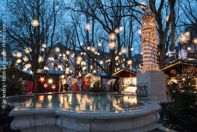 Basel Christmas market