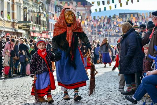 Gegenbach carnival parade