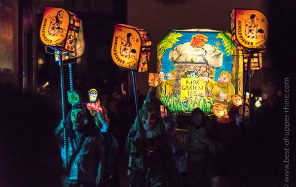 Morgenstreich Basel Carnival 15FEB2016 Picture GalleryMorgenstreich Basel Carnival 15FEB2016 Picture Gallery