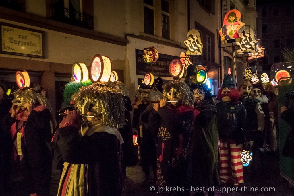 Morgenstreich Basel Carnival 15FEB2016 Picture Gallery