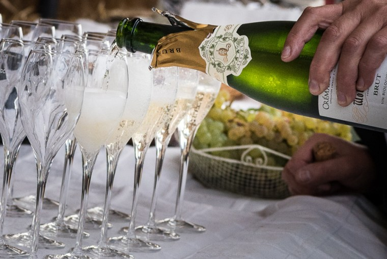 Crémant d'Alsace, wine of celebration : it is the effervescence that creates joy!