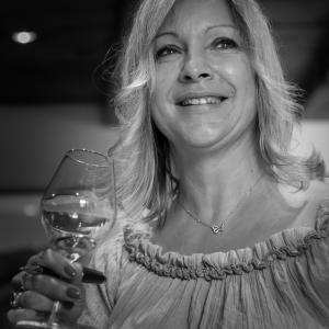 Christelle Moris professional wine tasting