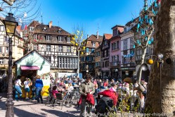 Colmar was voted Best Easter Destination in Europe