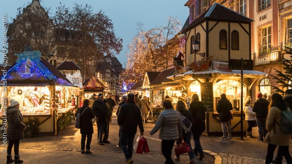 Christmas Market in Colmar 2018