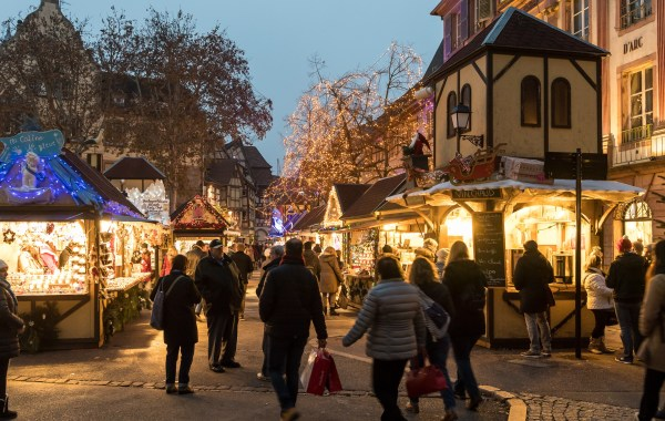 Christmas Market in Colmar 2018