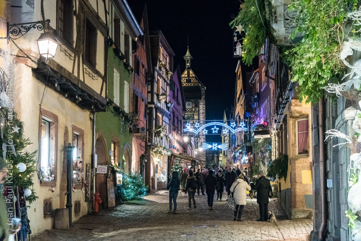 Eating out in Riquewihr & Ribeauvillé at Christmas or New Year