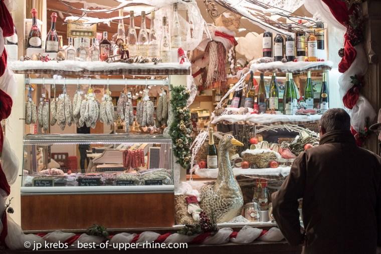 Au Marché de Riquewihr grocery
