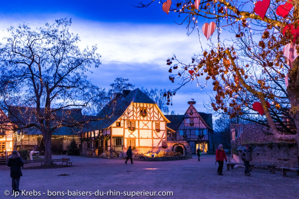 Discover the Living Museum of Alsace near Riquewihr