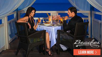 Jamaica romantic resort for couples