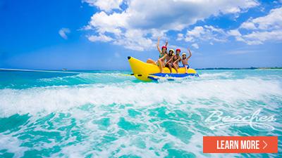 Beaches Negril Jamaica water sports