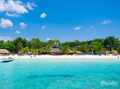 Beaches Resort Negril Jamaica