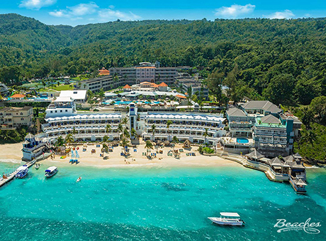 Beaches Resort Ochos Rios Jamaica