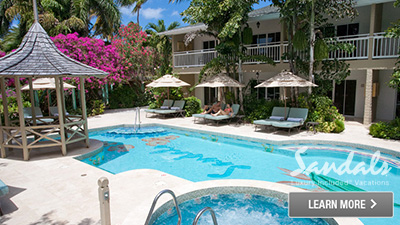 Caribbean best couples hotel