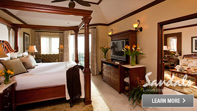 Sandals Antigua best places to stay