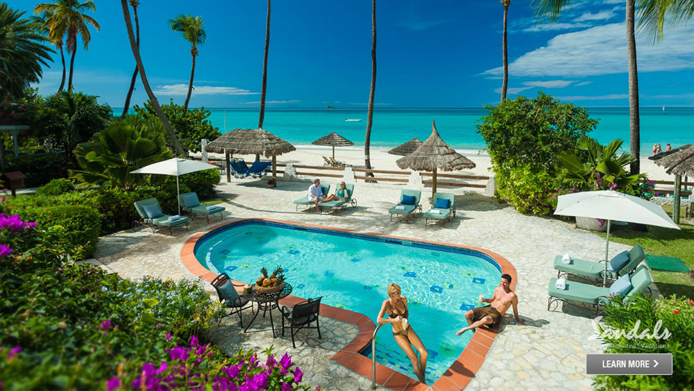 Sandals Antigua All Inclusive Resort Adult Only Vacation