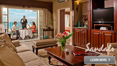 Sandals Grande Riviera Jamaica best places to sleep