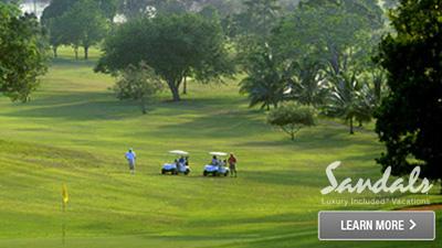 Jamaica best golfing