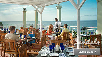 Sandals Grande Riviera Jamaica best restaurants