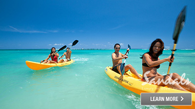 Sandals Grande Saint Lucian watersports