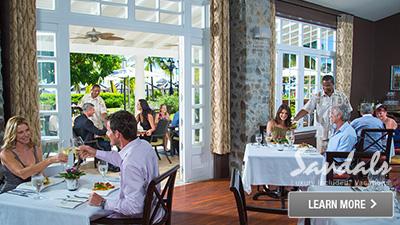 Saint Lucia Italian dining