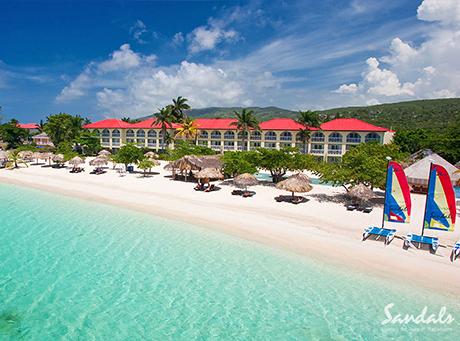 Sandals Resort Montego Bay Jamaica