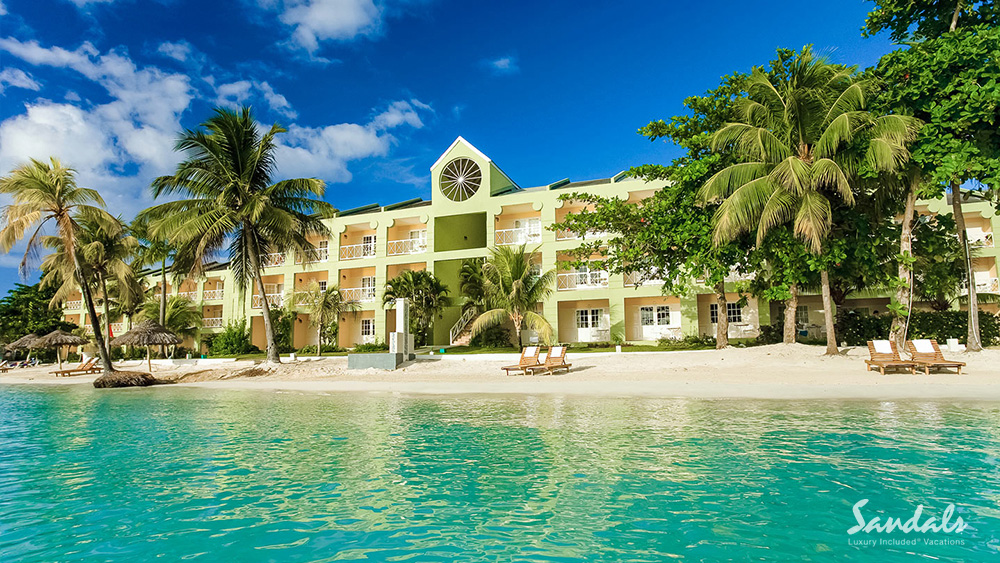Sandals Negril Jamiaca All Inclusive Resort Adults Only