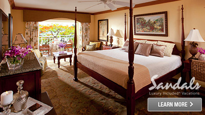 Saint Lucia beachfront suites