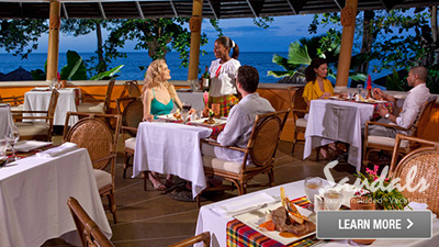 Saint Lucia places to dine
