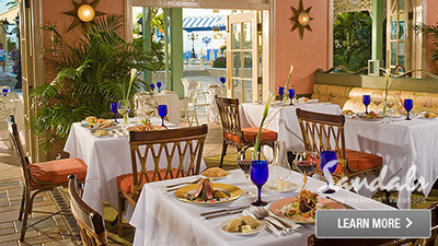 Sandals Royal Bahamian dining