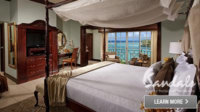Jamaica oceanfront hotel