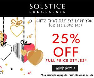 solstice sunglasses cheap deals