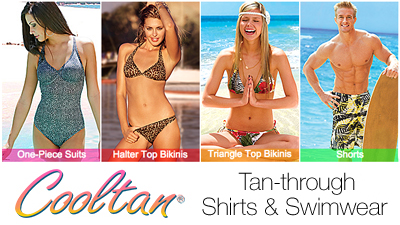 cooltan sexy vacation clothing