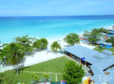 Grand Pineapple Beach Negril Jamaica best resort