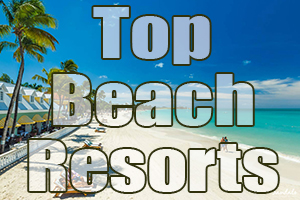 top beach resorts