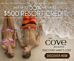 the cove atlantis sale bahamas