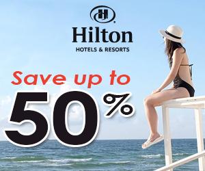 hilton best vacation deals