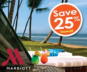 marriott best hawaii vacation deals