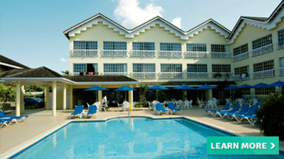 Rooms Ocho Rios Jamaica family cheap hotel