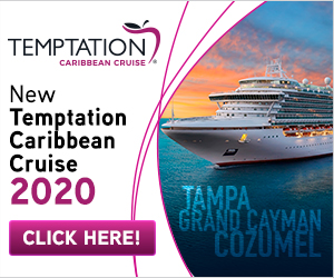 temptation caribbean cruise swingers vacation topless