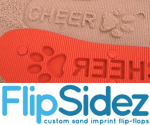flipsidez customized sandals flip flops