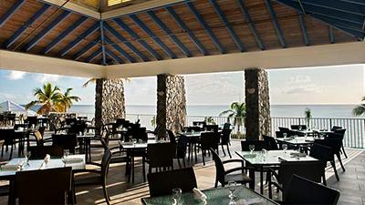 frenchman's reef & morning star marriott beach resort best grill caribbean