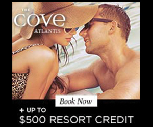 cove atlantis best vacation deals