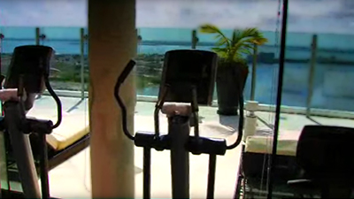 beach palace best places to work out cancun mexico