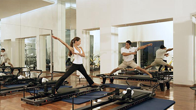 le blanc spa resort cancun best places to work out