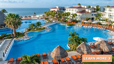 moon palace cancun mexico all inclusive resort