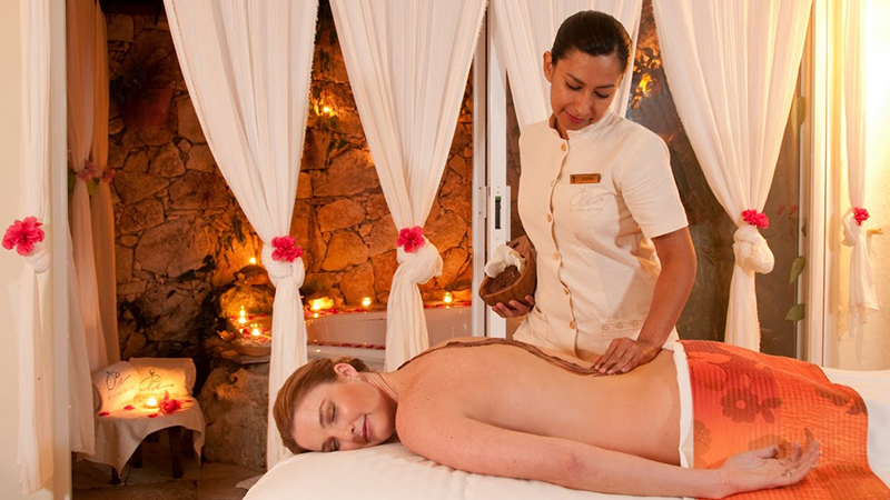 best things to do in cancun mexico massage spa