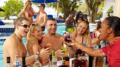 hedonism swingers resort best places to drink